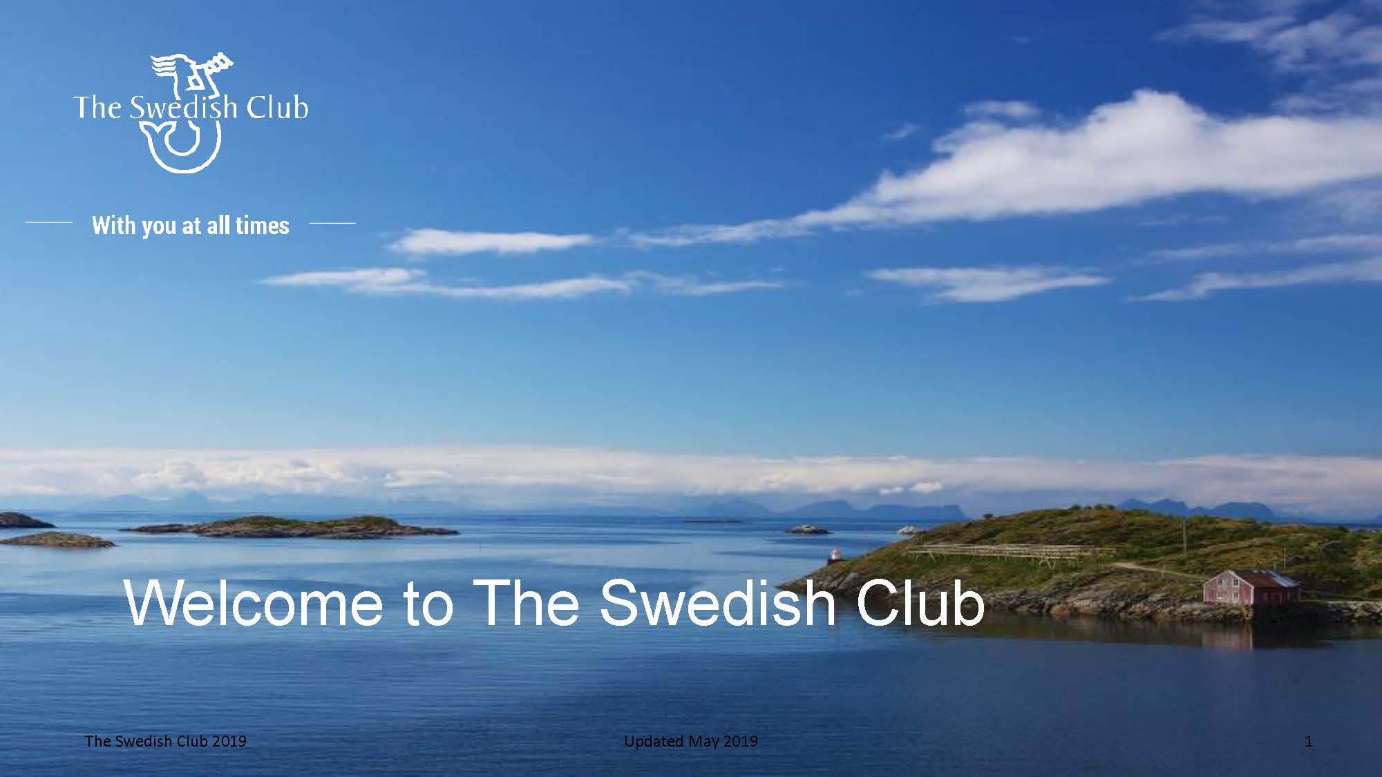 The Swedish Club facts and figures