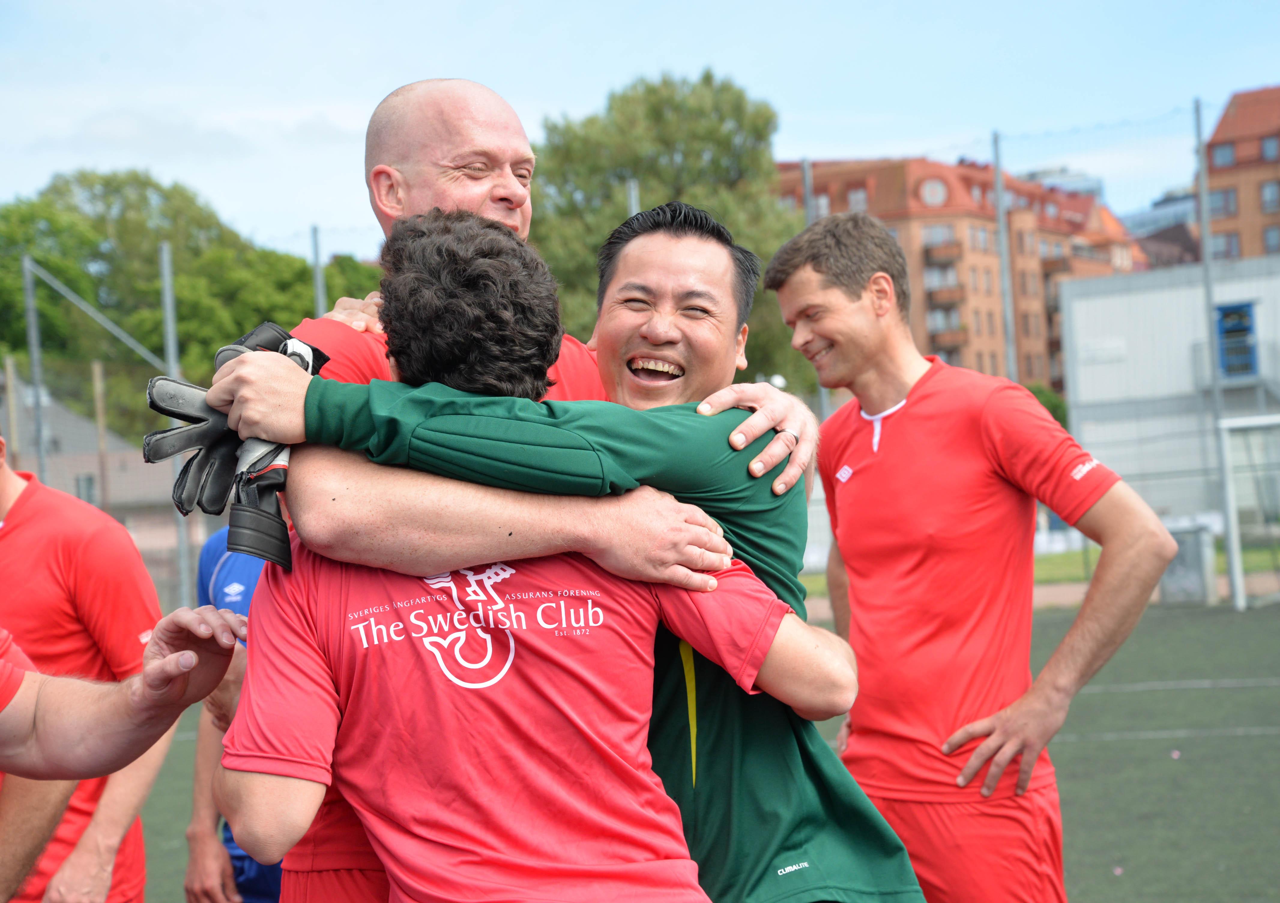 Mutual Cup winners