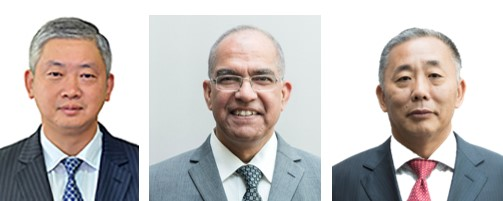 New Board members 2017