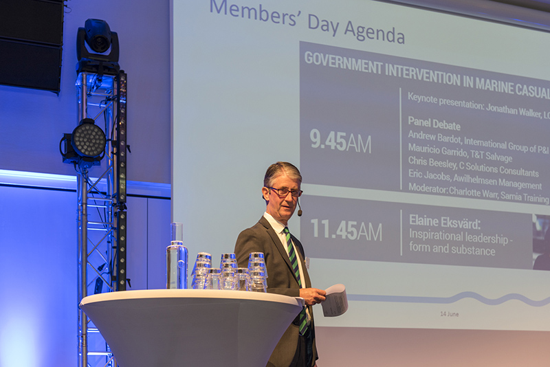 Lars Rhodin, MD AGM2018