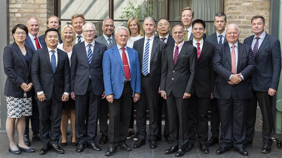 The Swedish Club Board 2019