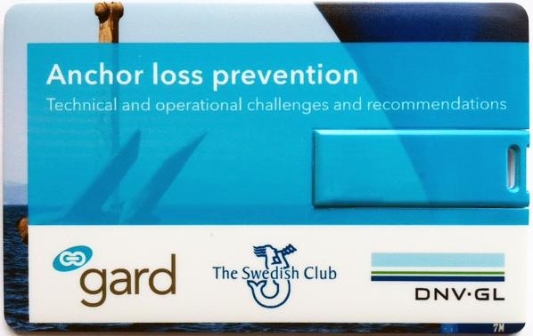 Anchor loss USB