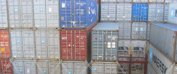 Image of lots of containers