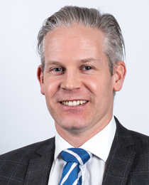 Joakim Enström LP Officer