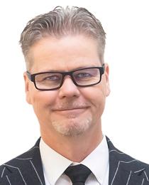 Lars Malm, Director Strategic Business Development & Client Relations