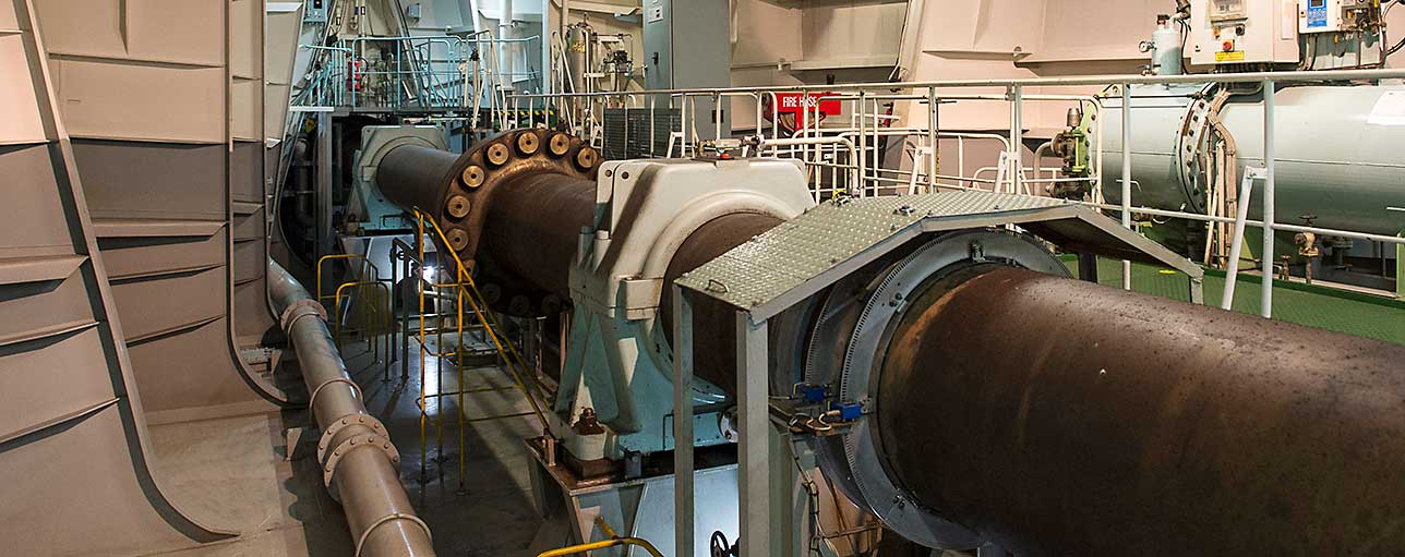 DNV GL Performance of EALs triggers update to shaft alignment rules