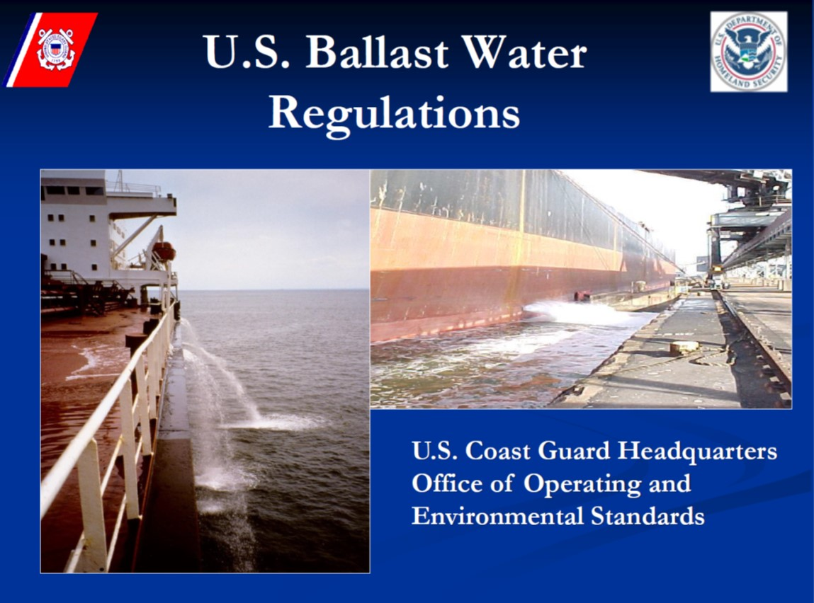 US Ballast Water Regulations