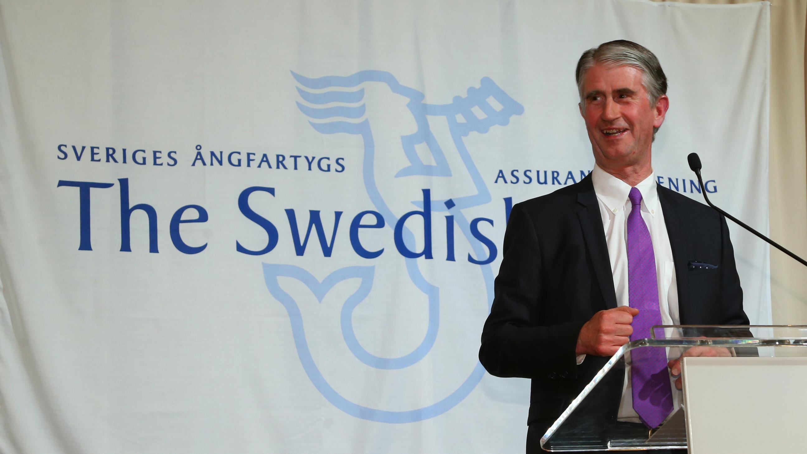 Lars Rhodin, MD The Swedish Club