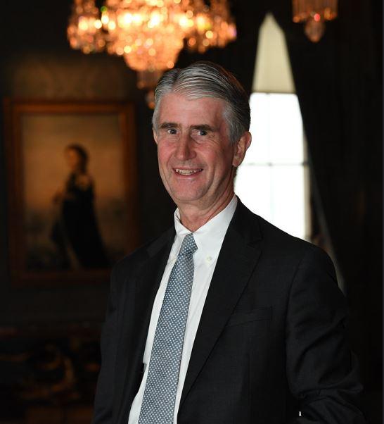 Lars Rhodin, Managing Director The Swedish Club