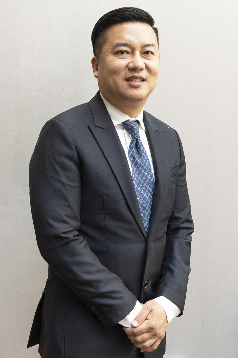 Ryan Chan, IMCIG