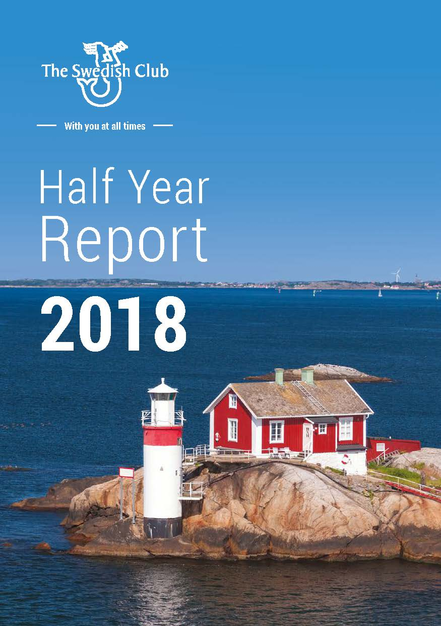 The Swedish Club's Half Year Report 2018