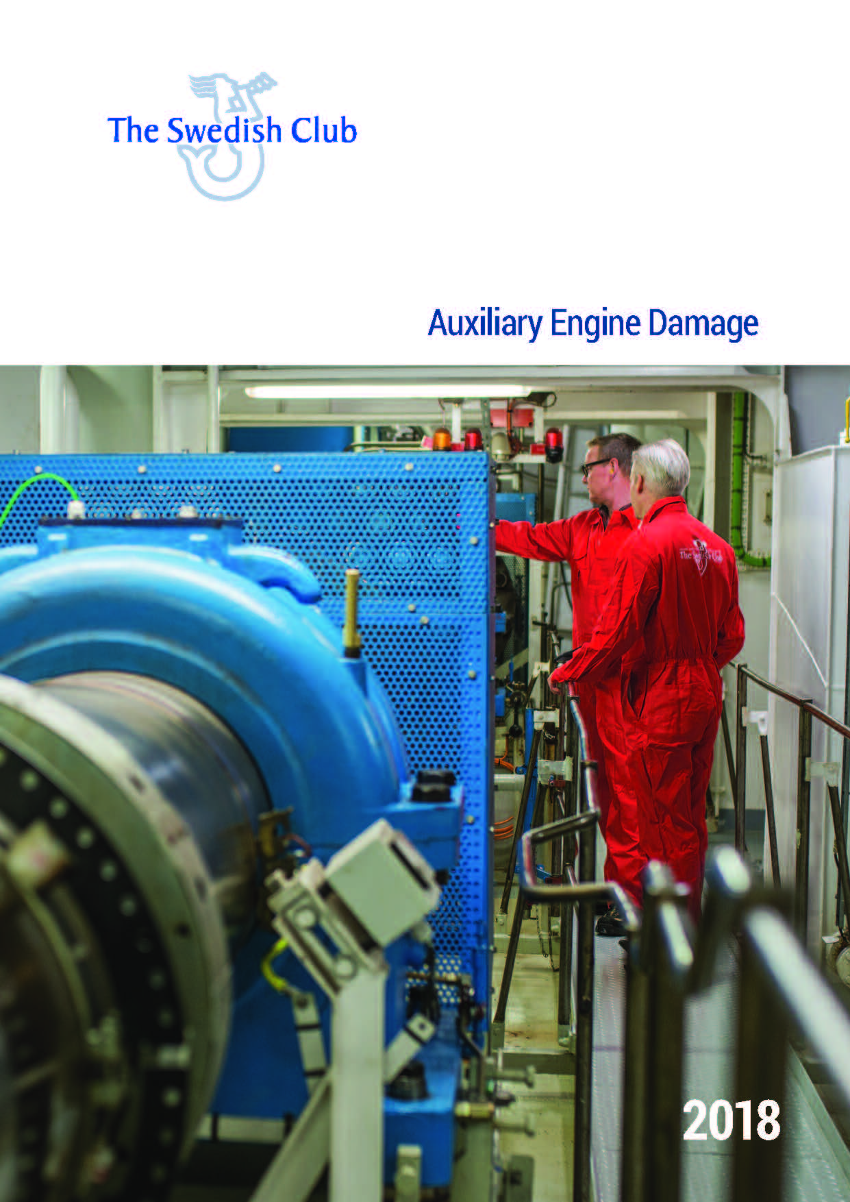 Auxilary Engine Damage report TSC