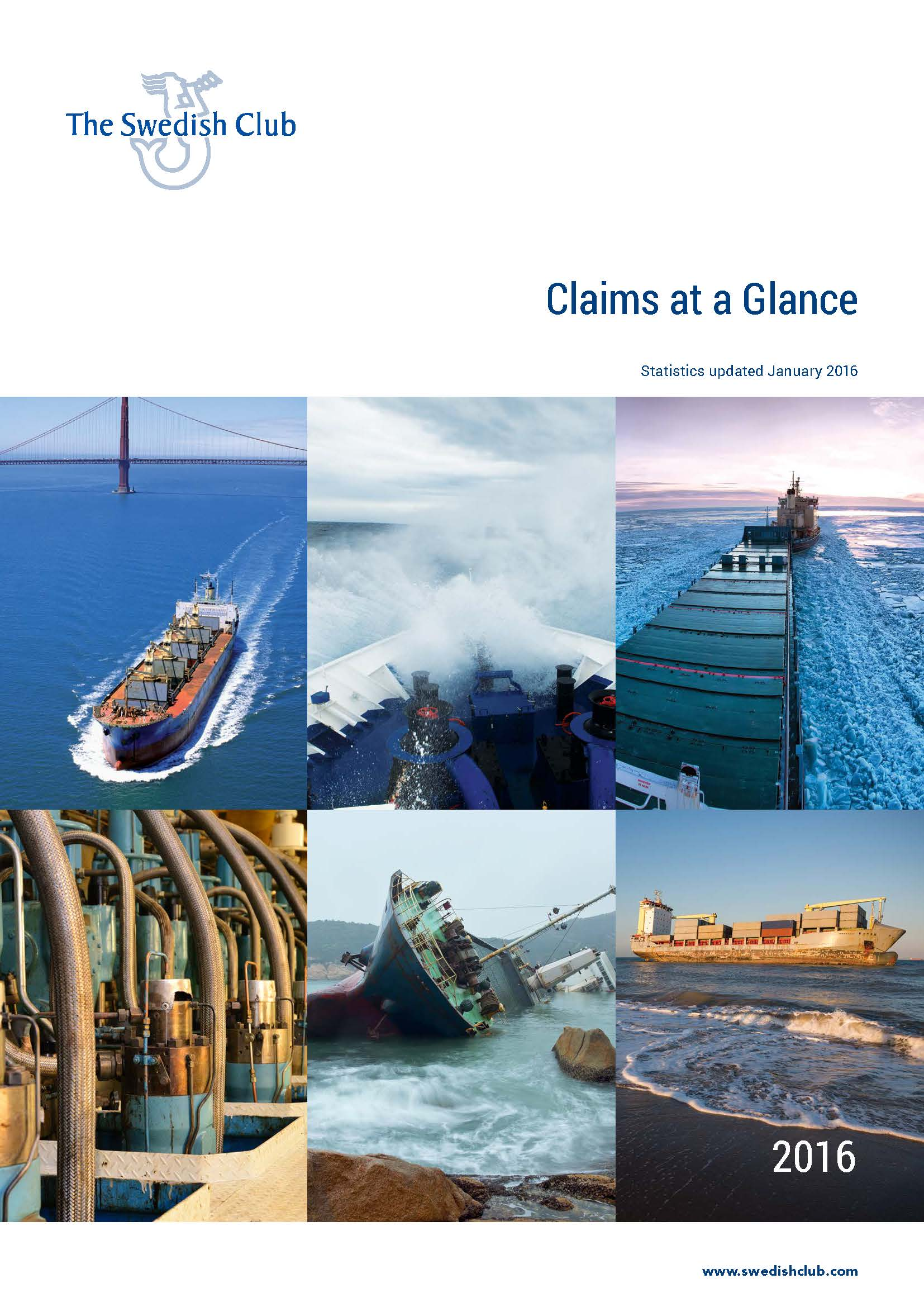 Claims at a glance 2016
