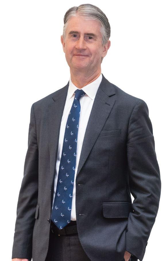 Lars Rhodin, Managing Director, The Swedish Club