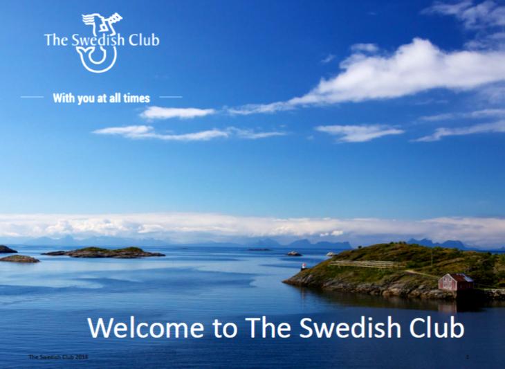 A presentation of The Swedish Club