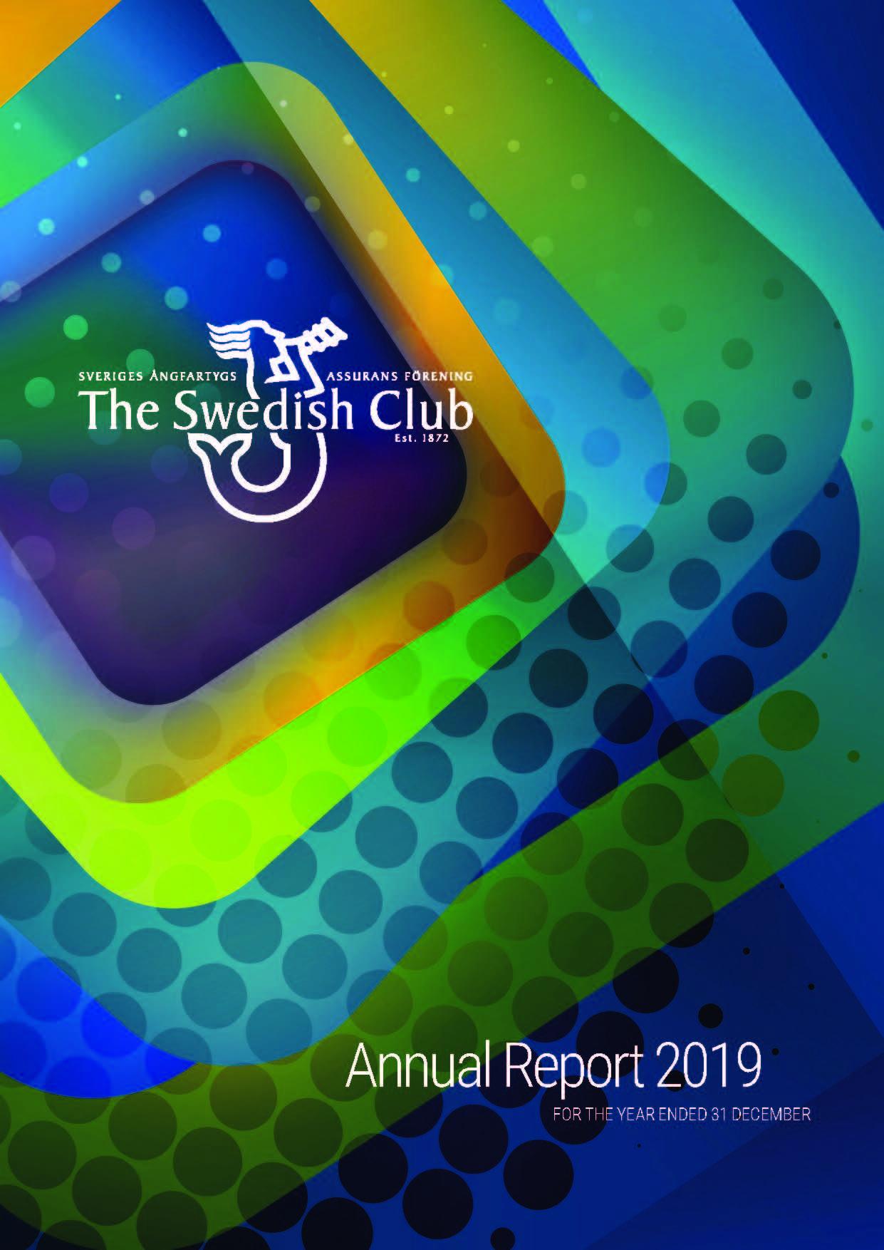 The Swedish Club's Annual Report 2019