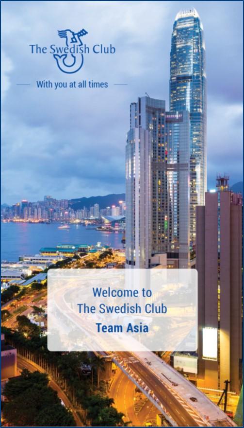 The Swedish Club Team Asia