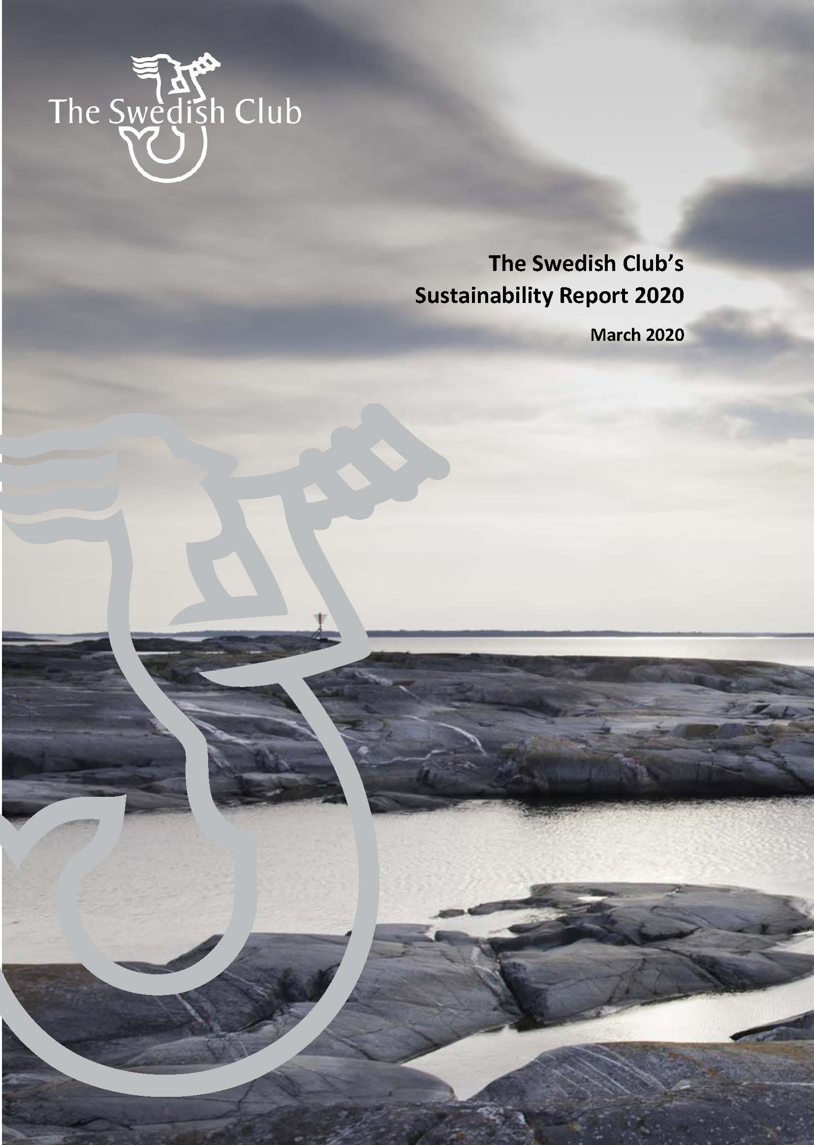 The Swedish Club's Sustainability Report 2020