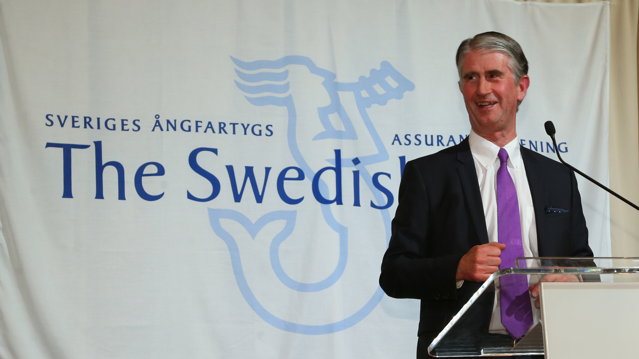 Lars Rhodin, MD The Swedish Club