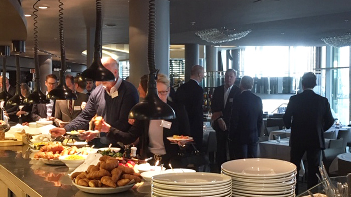 Oslo breakfast seminar March 2019