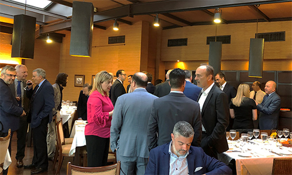 Member's Lunch in Piraeus May 2019